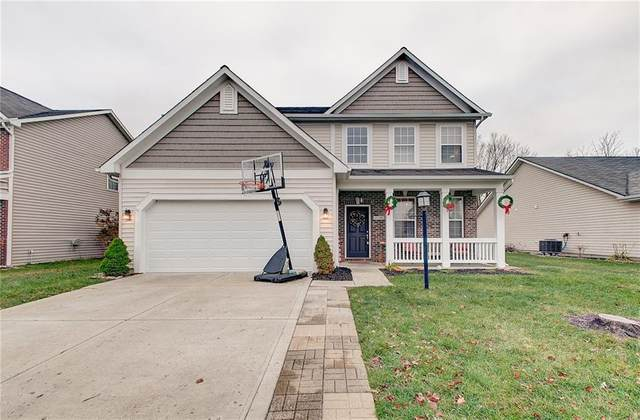 7749 Wildcat Run Lane, Indianapolis, IN 46239 (MLS #21755699) :: The ORR Home Selling Team