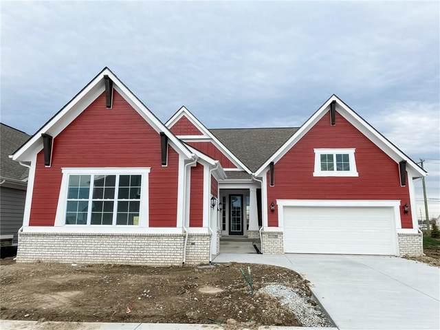 1522 Birchfield Drive, Westfield, IN 46074 (MLS #21755719) :: Heard Real Estate Team | eXp Realty, LLC