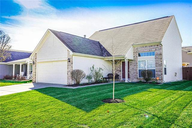 7608 Pipestone Drive, Indianapolis, IN 46217 (MLS #21755723) :: The Indy Property Source