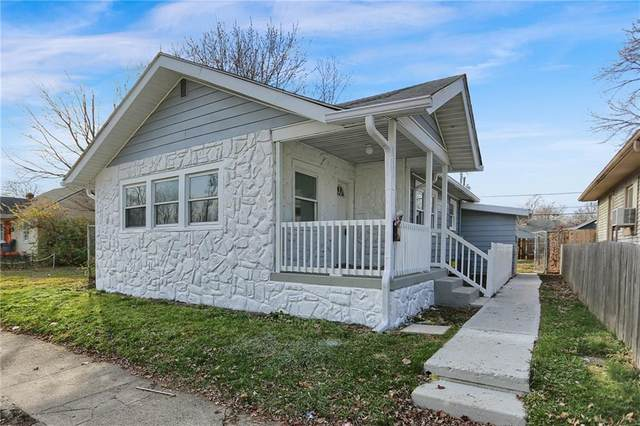 938 N Kealing Avenue, Indianapolis, IN 46201 (MLS #21755736) :: Ferris Property Group