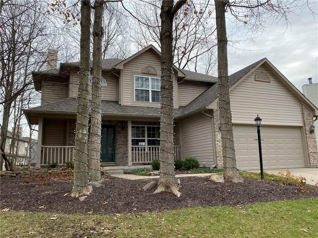 11193 Tall Trees Drive, Fishers, IN 46038 (MLS #21755769) :: Ferris Property Group