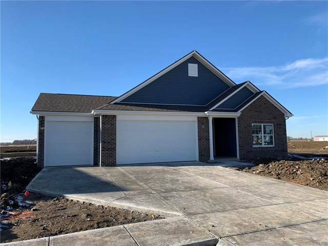 8121 Dewberry Lane, Pendleton, IN 46048 (MLS #21755772) :: Richwine Elite Group