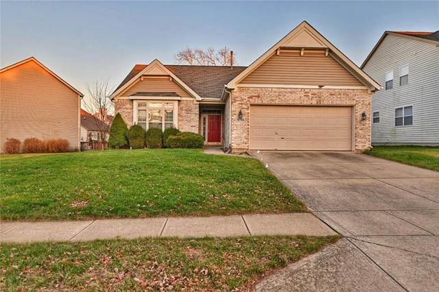 10765 Alyssa Way, Fishers, IN 46037 (MLS #21755796) :: Anthony Robinson & AMR Real Estate Group LLC