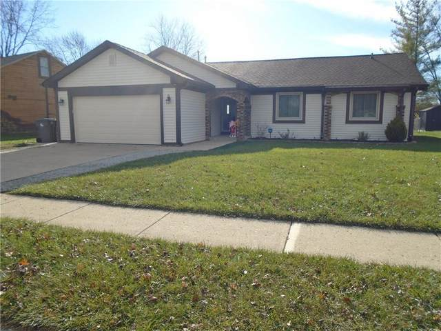 5727 Riva Ridge Drive, Indianapolis, IN 46237 (MLS #21755808) :: The ORR Home Selling Team