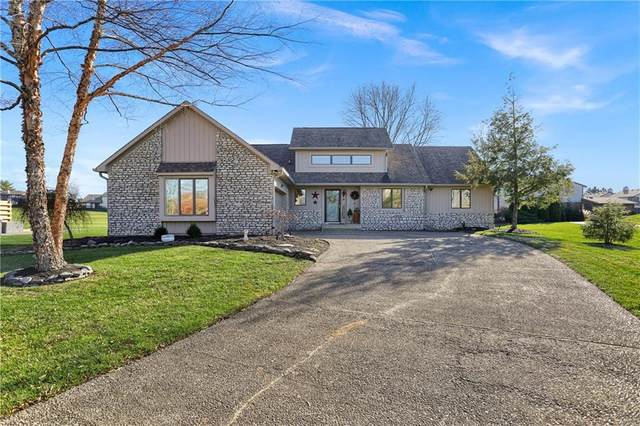 601 La Placita Street, Greenwood, IN 46143 (MLS #21755822) :: Heard Real Estate Team | eXp Realty, LLC
