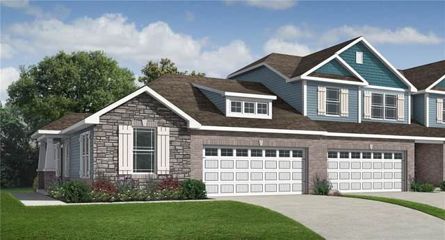 14433 Treasure Creek Lane, Fishers, IN 46038 (MLS #21755827) :: The Indy Property Source