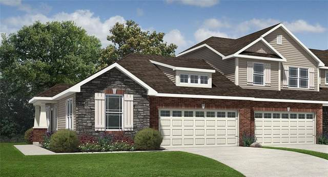 8299 Glacier Ridge Drive, Fishers, IN 46038 (MLS #21755835) :: The Indy Property Source