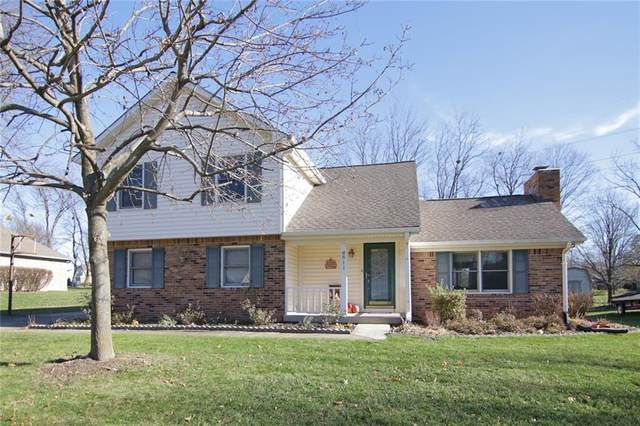 6511 Lillians Court, Indianapolis, IN 46237 (MLS #21755842) :: The ORR Home Selling Team