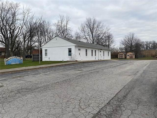 1061 S Mitchner Avenue, Indianapolis, IN 46239 (MLS #21755882) :: Heard Real Estate Team | eXp Realty, LLC