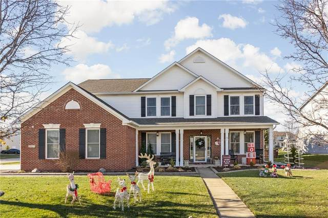 1960 Shadowridge Run, Avon, IN 46123 (MLS #21755906) :: Heard Real Estate Team | eXp Realty, LLC