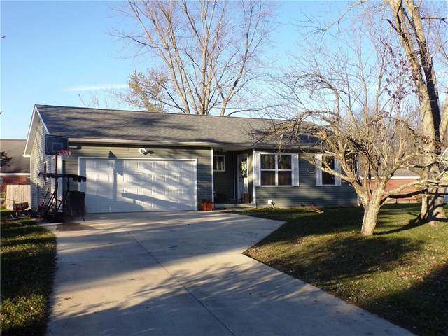 38 Noon Drive, North Vernon, IN 47265 (MLS #21755909) :: Mike Price Realty Team - RE/MAX Centerstone