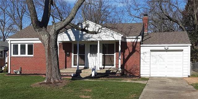 5155 S Atherton Drive, Indianapolis, IN 46219 (MLS #21755913) :: Heard Real Estate Team | eXp Realty, LLC