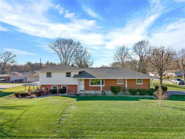 34 Victor Drive, Mooresville, IN 46158 (MLS #21755914) :: Heard Real Estate Team | eXp Realty, LLC