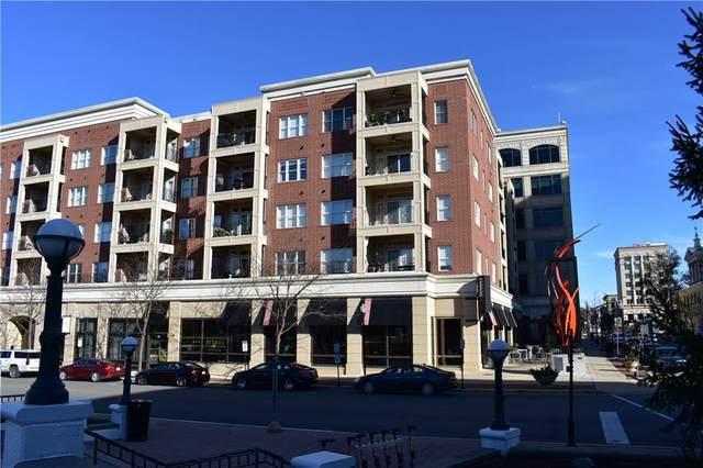 225 N 2nd Street 4H, Lafayette, IN 47901 (MLS #21755919) :: Corbett & Company
