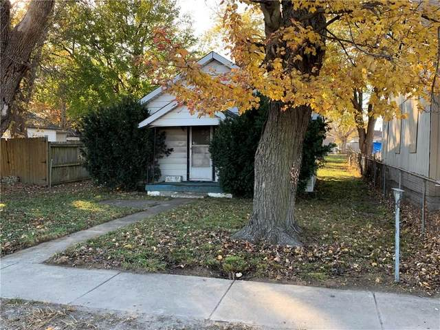 2510 S Holt Road, Indianapolis, IN 46241 (MLS #21755926) :: The ORR Home Selling Team