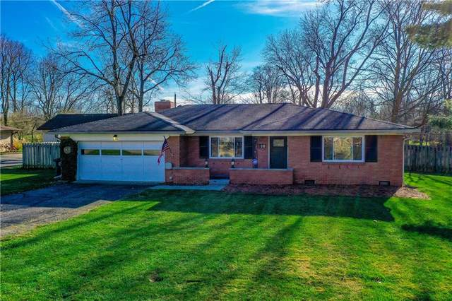 11405 Indian Creek Road, Indianapolis, IN 46236 (MLS #21755933) :: The Indy Property Source