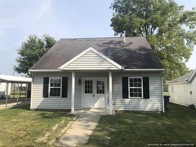 3008 N Pauline Avenue, Muncie, IN 47303 (MLS #21755940) :: The Indy Property Source