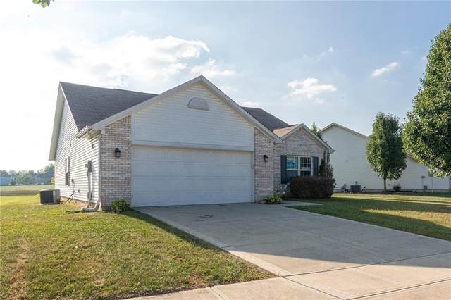 7251 Blue Ridge Drive, Noblesville, IN 46062 (MLS #21755959) :: The Indy Property Source