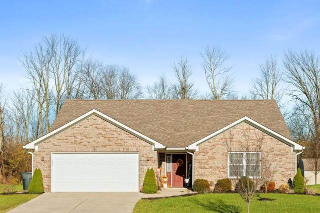 1440 Bush Way, Shelbyville, IN 46176 (MLS #21755961) :: The Evelo Team