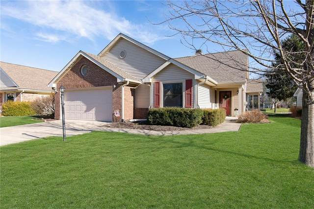 8669 Quarterhorse Drive, Indianapolis, IN 46256 (MLS #21755987) :: The Indy Property Source
