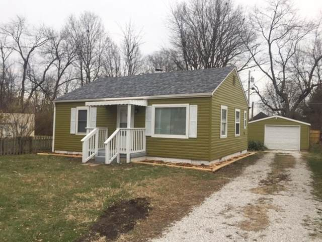 325 S Vine Street, Indianapolis, IN 46241 (MLS #21755992) :: Realty ONE Group Dream
