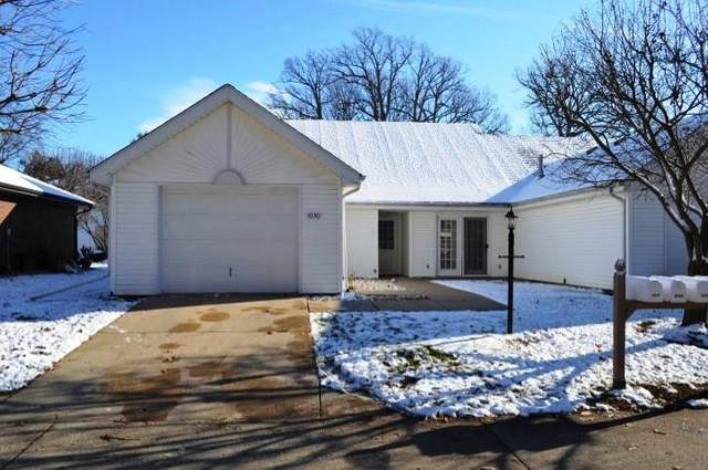 1030 Sugar Pine Drive, Anderson, IN 46012 (MLS #21755999) :: The Evelo Team