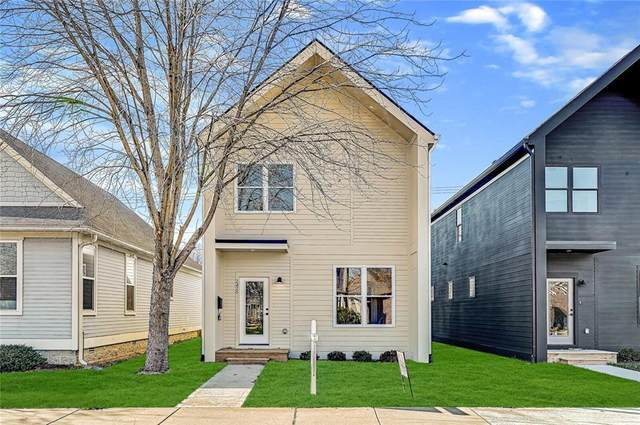 2426 Central Avenue, Indianapolis, IN 46205 (MLS #21756030) :: Heard Real Estate Team | eXp Realty, LLC