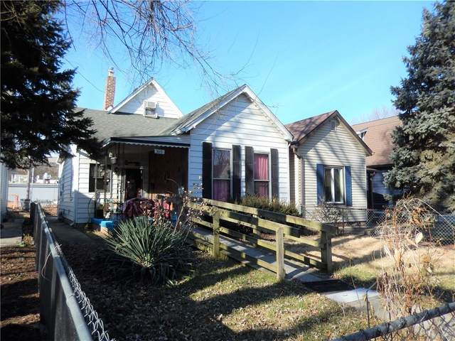 918 Greer Street, Indianapolis, IN 46203 (MLS #21756032) :: The Indy Property Source