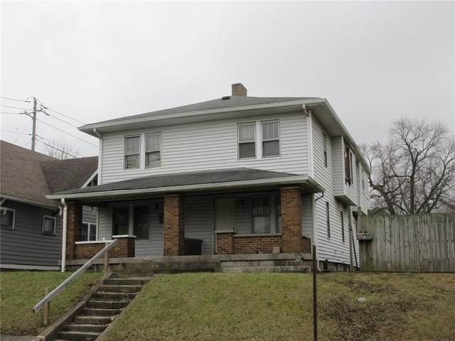 1425 E Michigan Street, Indianapolis, IN 46201 (MLS #21756034) :: Dean Wagner Realtors