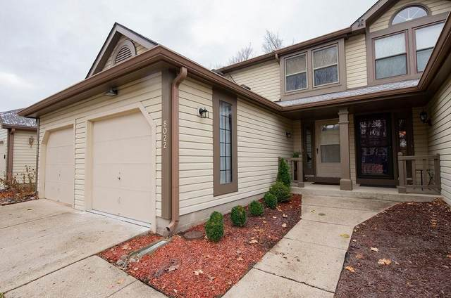 8022 Sunset Cove Drive, Indianapolis, IN 46236 (MLS #21756035) :: The Indy Property Source