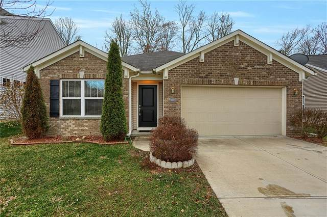 5219 Alpine Violet Way, Indianapolis, IN 46254 (MLS #21756045) :: Anthony Robinson & AMR Real Estate Group LLC