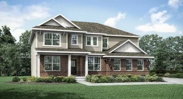 11943 Prominence Place, Fishers, IN 46037 (MLS #21756046) :: The Evelo Team
