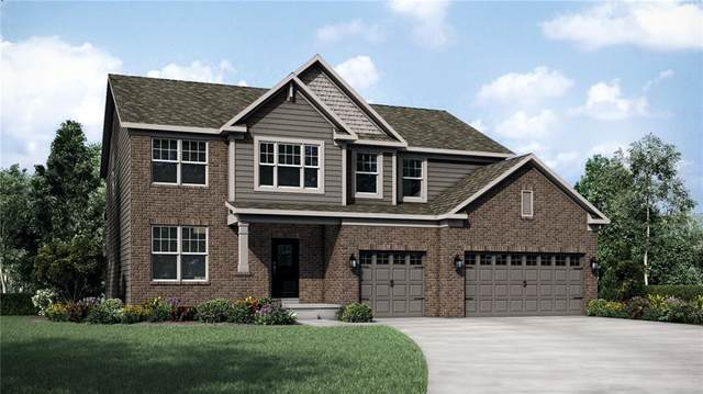 11880 Springtide Lane, Fishers, IN 46037 (MLS #21756050) :: The Evelo Team