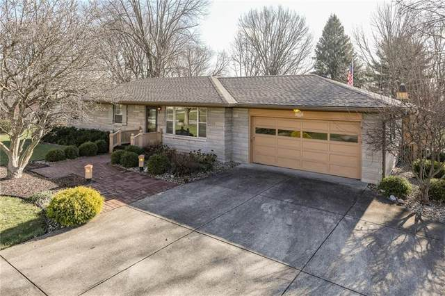 155 E Stop 13 Road, Indianapolis, IN 46227 (MLS #21756102) :: AR/haus Group Realty