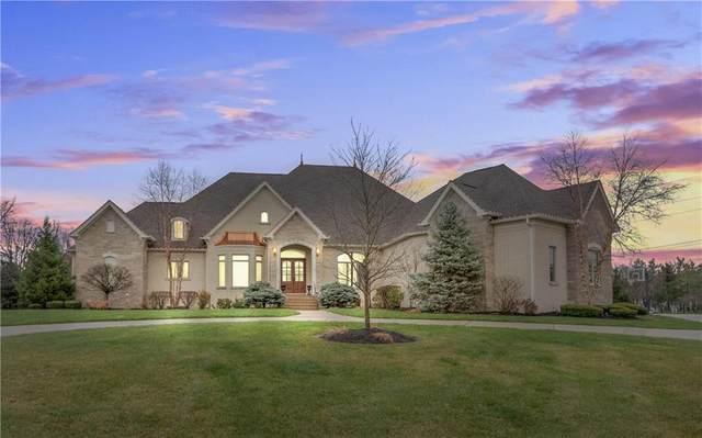 13135 W Sherbern Drive, Carmel, IN 46032 (MLS #21756117) :: Ferris Property Group