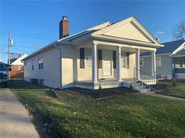 1207 N Euclid Avenue, Indianapolis, IN 46201 (MLS #21756122) :: Ferris Property Group