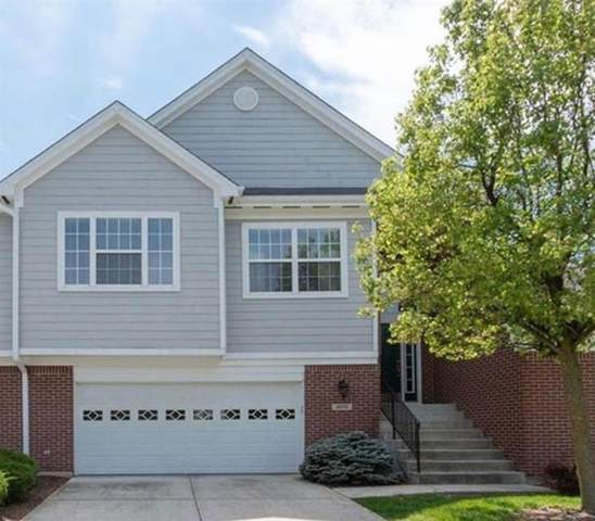 9573 Fireside Lane, Fishers, IN 46038 (MLS #21756147) :: The Evelo Team