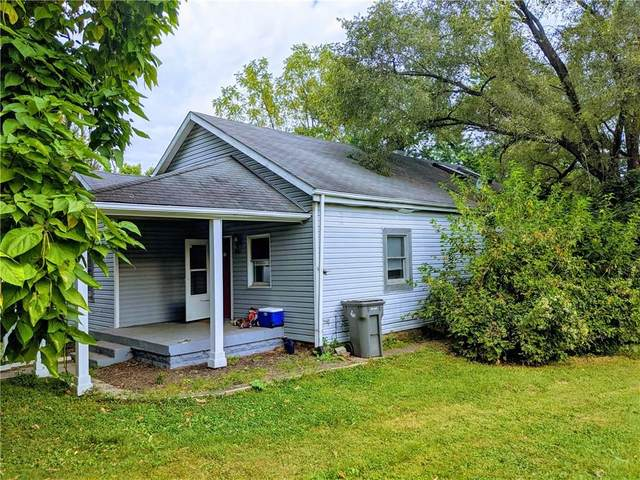152 Bakemeyer Street, Indianapolis, IN 46225 (MLS #21756154) :: Mike Price Realty Team - RE/MAX Centerstone