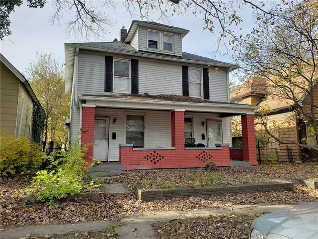 44-46 N Gladstone Avenue, Indianapolis, IN 46201 (MLS #21756157) :: Realty ONE Group Dream