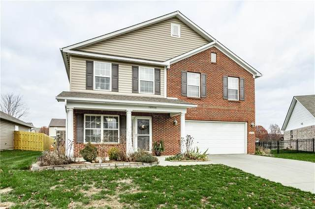 10206 Morning Sun Court, Avon, IN 46123 (MLS #21756160) :: Realty ONE Group Dream