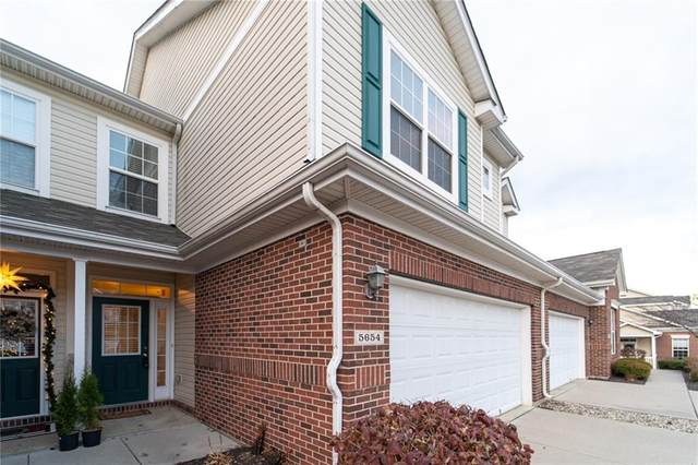 5654 Castor Way #805, Noblesville, IN 46062 (MLS #21756172) :: Corbett & Company