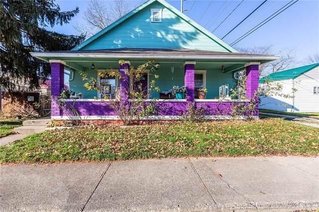 140 N St Clair Street, Martinsville, IN 46151 (MLS #21756174) :: Dean Wagner Realtors