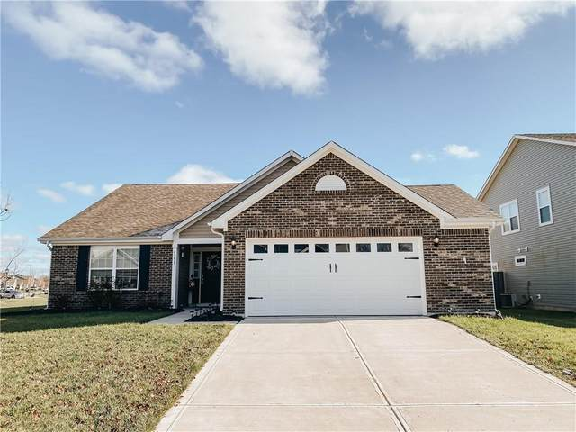 4751 Stardust Circle, Plainfield, IN 46168 (MLS #21756205) :: Realty ONE Group Dream
