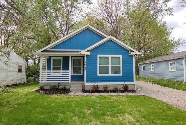 3948 N Butler Avenue, Indianapolis, IN 46226 (MLS #21756207) :: Ferris Property Group
