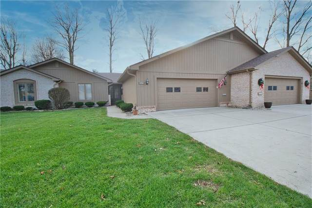 3709 Ironwood Way, Anderson, IN 46011 (MLS #21756210) :: Corbett & Company
