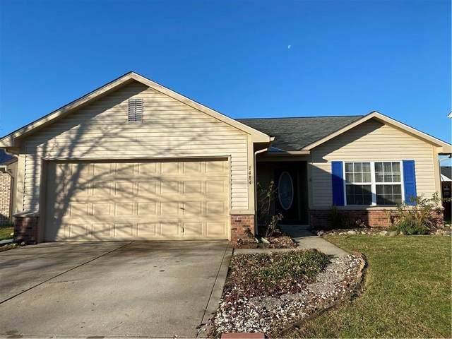 1484 Blue Brook Way, Greenwood, IN 46143 (MLS #21756213) :: AR/haus Group Realty