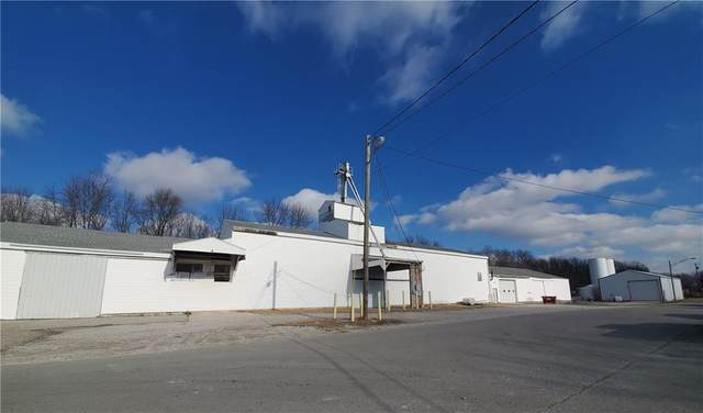 108 E Railroad Street, Roachdale, IN 46172 (MLS #21756227) :: The Indy Property Source