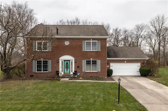 952 Franklin Trace, Zionsville, IN 46077 (MLS #21756259) :: Mike Price Realty Team - RE/MAX Centerstone