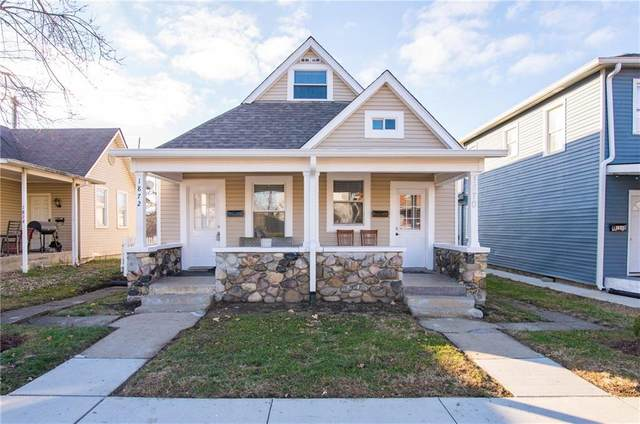 1870-1872 Barth Avenue, Indianapolis, IN 46203 (MLS #21756263) :: Mike Price Realty Team - RE/MAX Centerstone