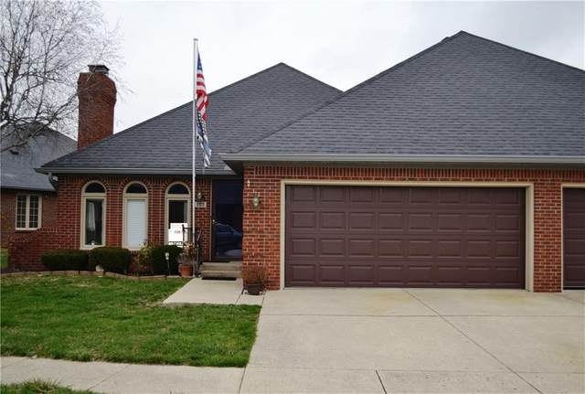 203 Andrews Boulevard, Plainfield, IN 46168 (MLS #21756276) :: Realty ONE Group Dream